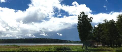 Söndag 13.15 Lundhagen,Ekerö.
