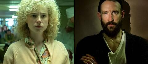 Jessie Buckley i rollen som brandmanshustrun Ljudmila i tv-serien Chernobyl. Nu anklagas regissören Johan Renck för att ha skildrat Ljudmila mot hennes vilja.