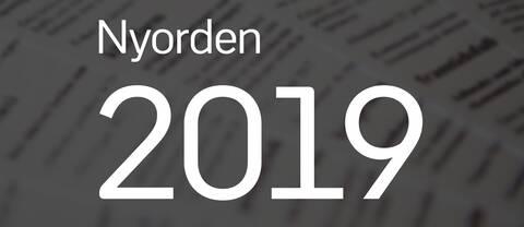 Testa kunskaperna om de nya orden 2019