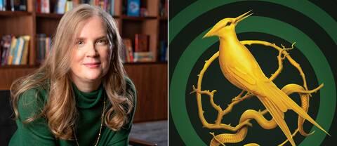 Suzanne Collins är tillbaka med en fjärde bok om Hunger games-världen. Denna gång skildrar hon händelserna som utspelar sig före den ursprungliga trilogin.