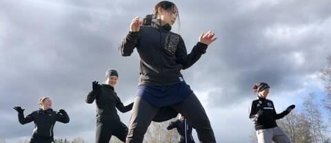 Dansare från kulturskolan