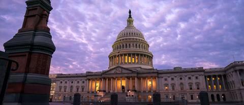 Kongressbyggnaden i Washington