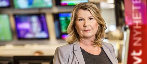 Charlotta Friborg, programchef och ansvarig utgivare SVT Riksnyheter