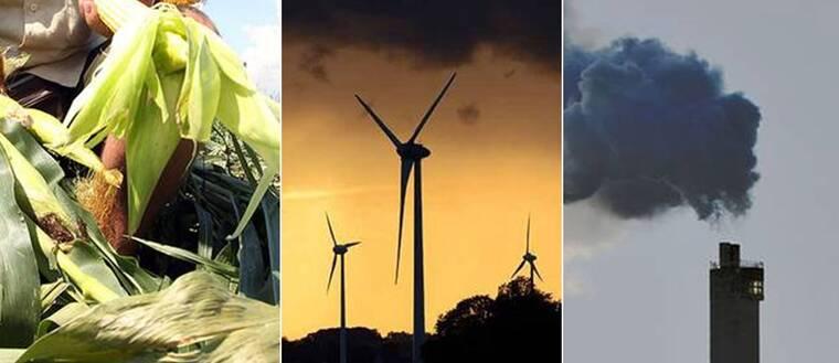 SVT:s miljögranskning gav stora reaktioner, både om mat och vindkraft.