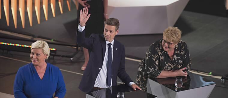 Norsk stjarna pekas ut i svt programmet