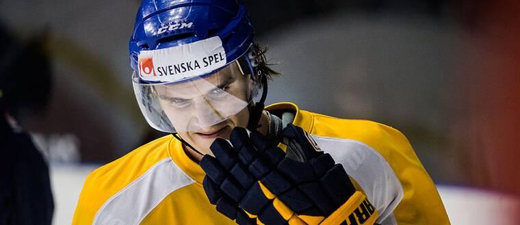 Tre Kronors Mikael Backlund.