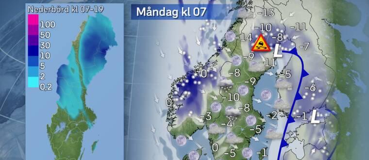 aktuell väderkarta klicka för mer väder