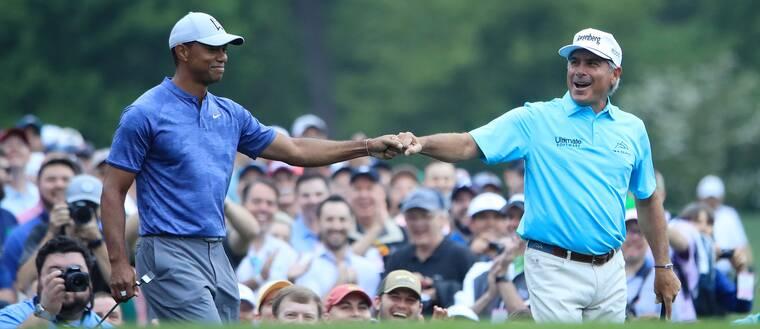 gör Tiger Woods har en stor penis