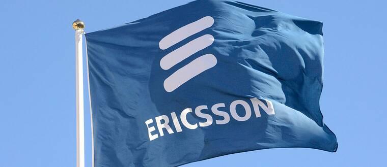Ericssons flagga