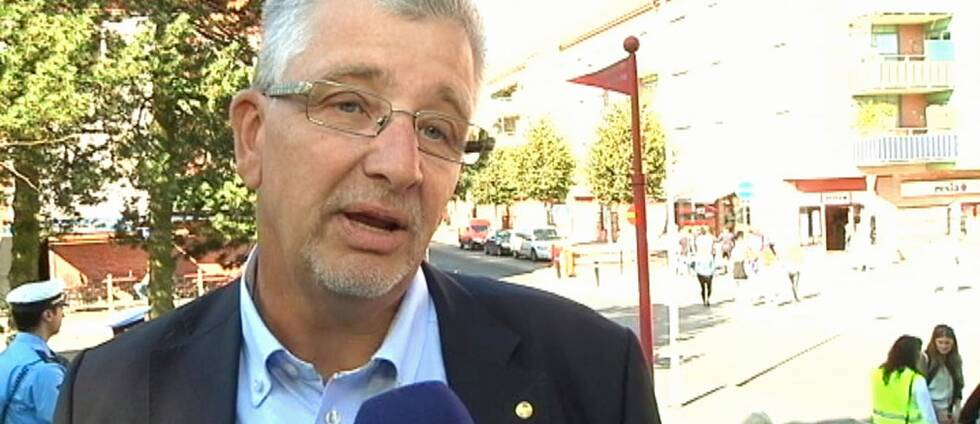 Lars Härnström (M)