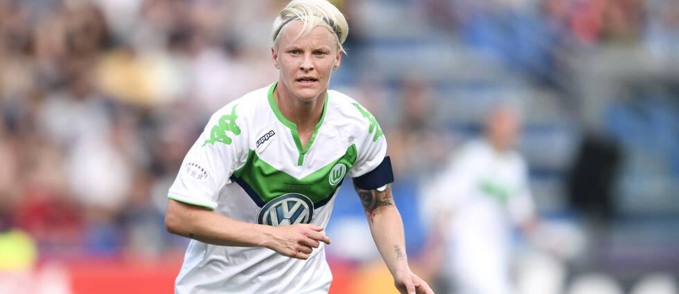 Nilla Fischer har redan vunnit ligan och cupen i år.