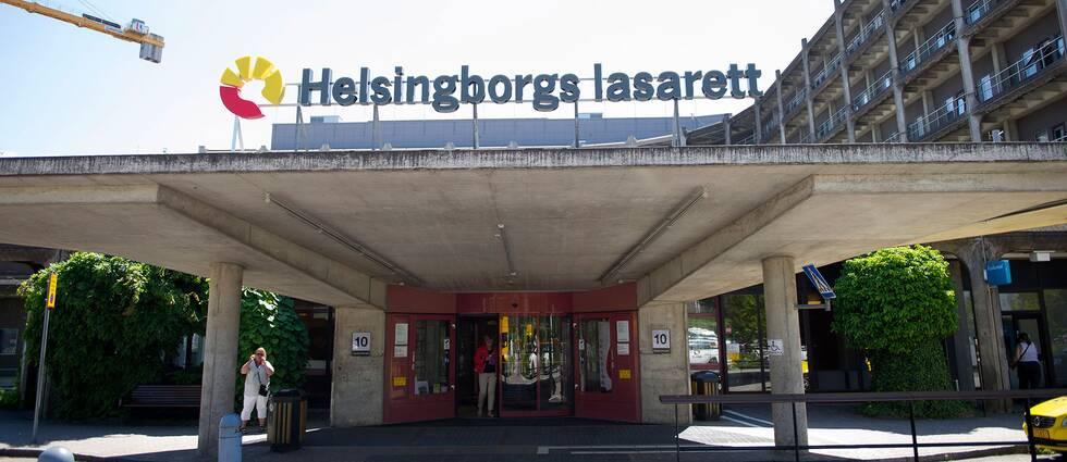 Helsingborgs lasarett.