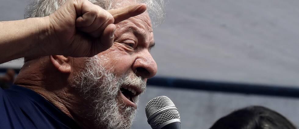 Lula da Silva ledde Brasilien mellan 2003 och 2010.