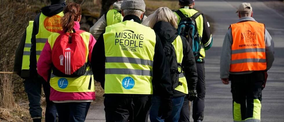 Missing people hjälper bland annat polisen i sökandet efter försvunna personer.