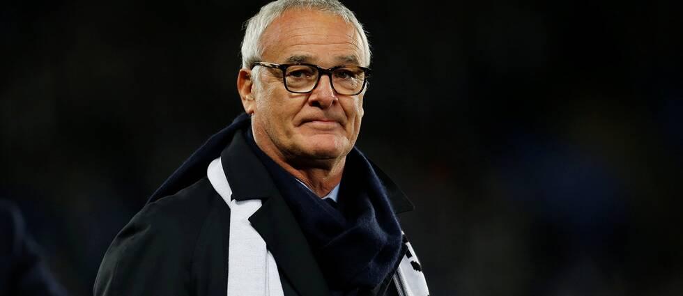 Claudio Ranieri är tillbaka i Premier League.