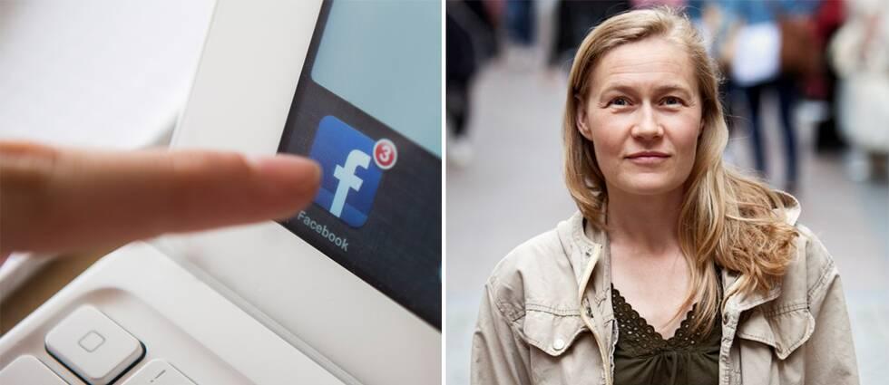 Ylva Hård af Segerstad, forskare vid Göteborgs universitet.