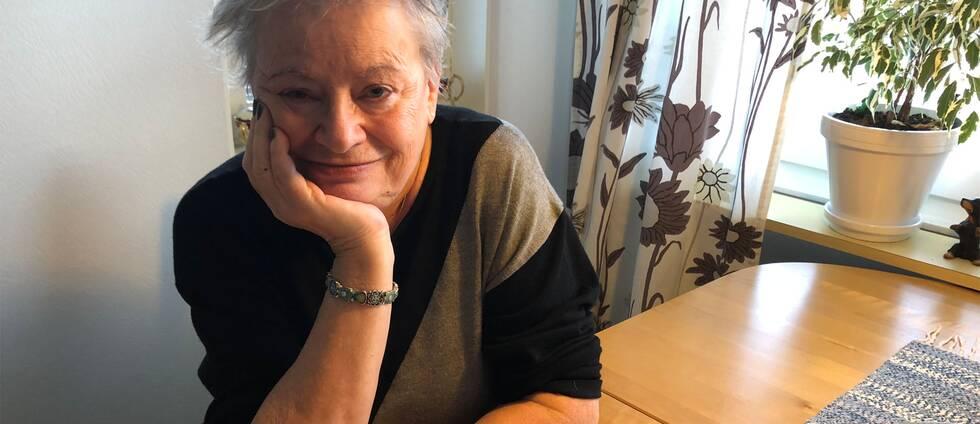 Marta Norström Bogot är Öbos mest omtänksamma granne 2018.