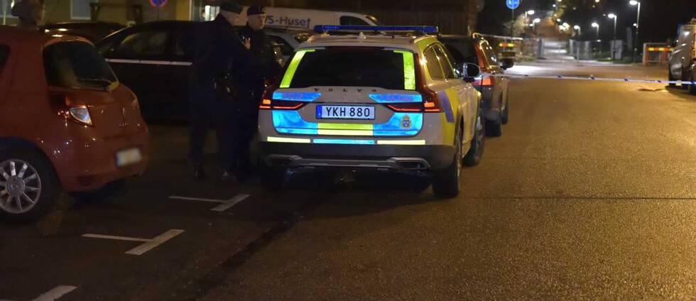 En kraftig explosion inträffade i området Västra Söderkulla i Malmö under söndagsmorgonen.