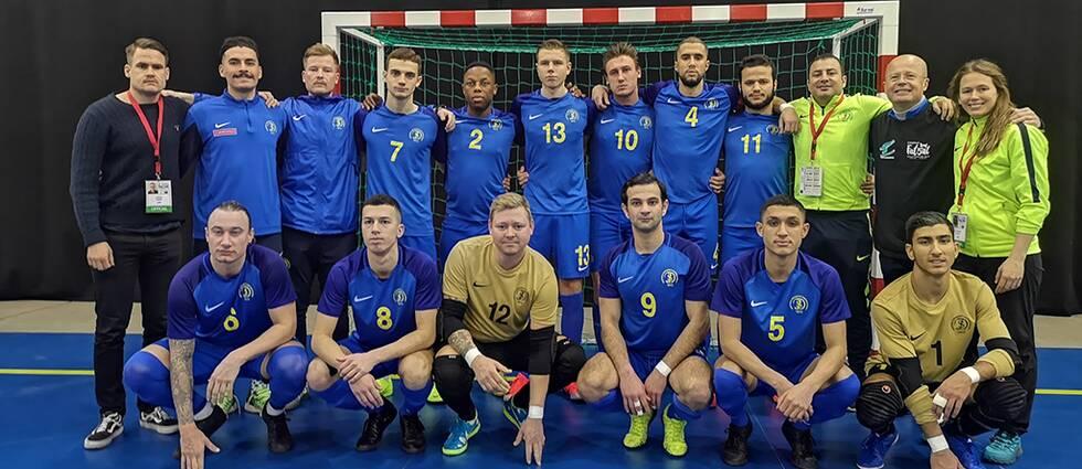 Sverige herrar missade EM-bronset