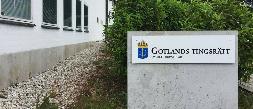 gotlands tingsrätt