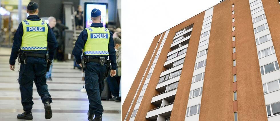 Danska polisens nya vapen hasch o meter