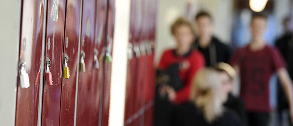 Skolelever rör sig för lite
