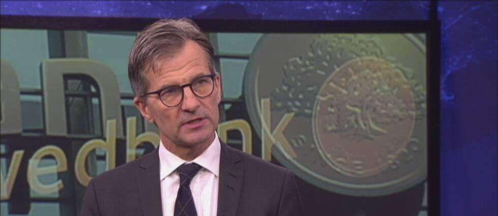 Erik Thédeen, chef för Finansinspektionen