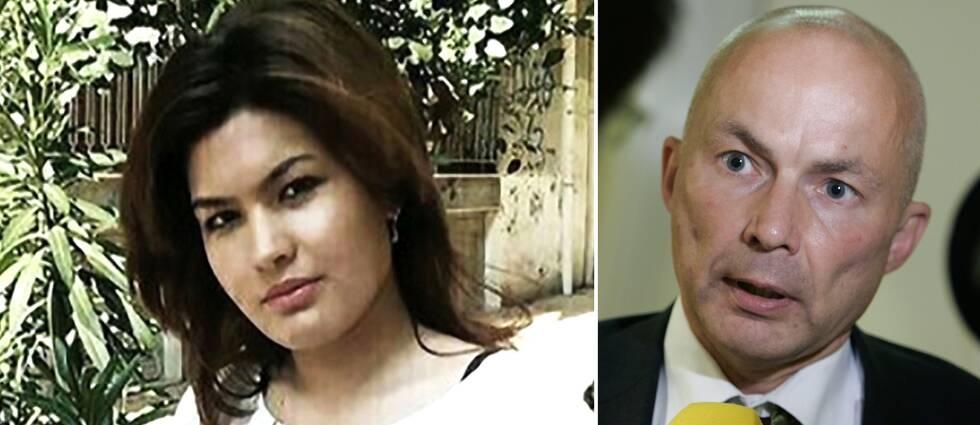 """""""För sin egen aktnings skull har han tagit livet av henne"""", säger åklagare Tomas Malmenby om mordet på 19-åriga Marzieh."""