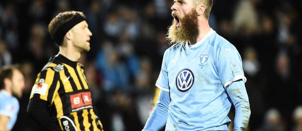 Jo Inge Berget har återvänt till Malmö FF.
