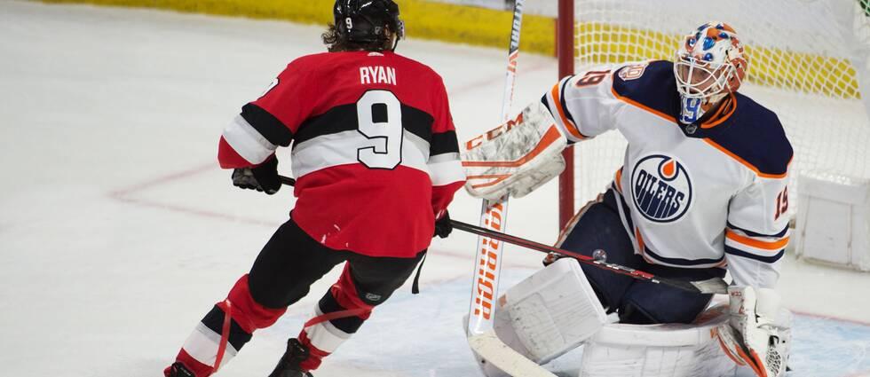 Edmonton Oilers – Ottawa Senators