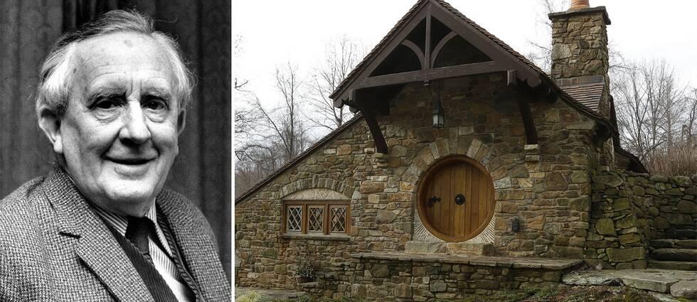JRR Tolkiens liv ska bli film. Han är framför allt känd för att ha skrivit Sagan om ringen-trilogin.