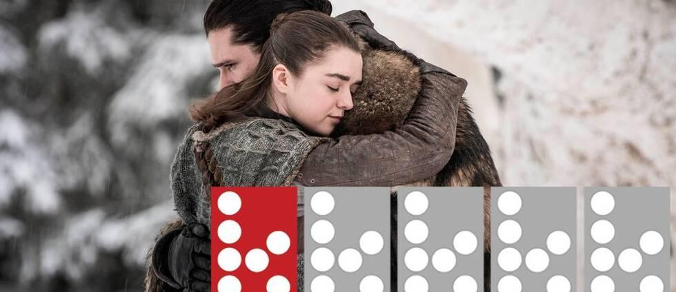 Kulturnyheternas kritiker Kristoffer Viita recenserar säsongsfinalen av Game of Thrones.