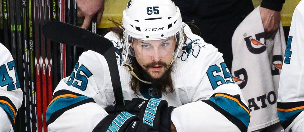 Erik Karlsson har problem med en ljumsskada.