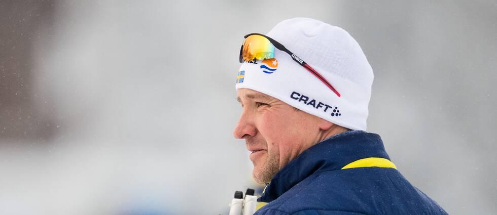 Längdlandslagets vallachef Urban Nilsson lämnar sitt uppdrag.