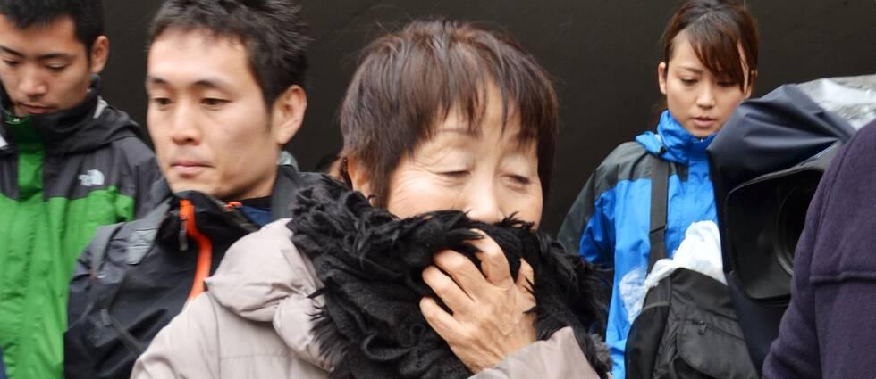 """Kakehi har under rättegången fått smeknamnet """"Svarta änkan"""", efter den spindel som dödar och äter upp hanen efter parning."""