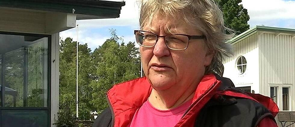 Anna Sundberg, travanställd