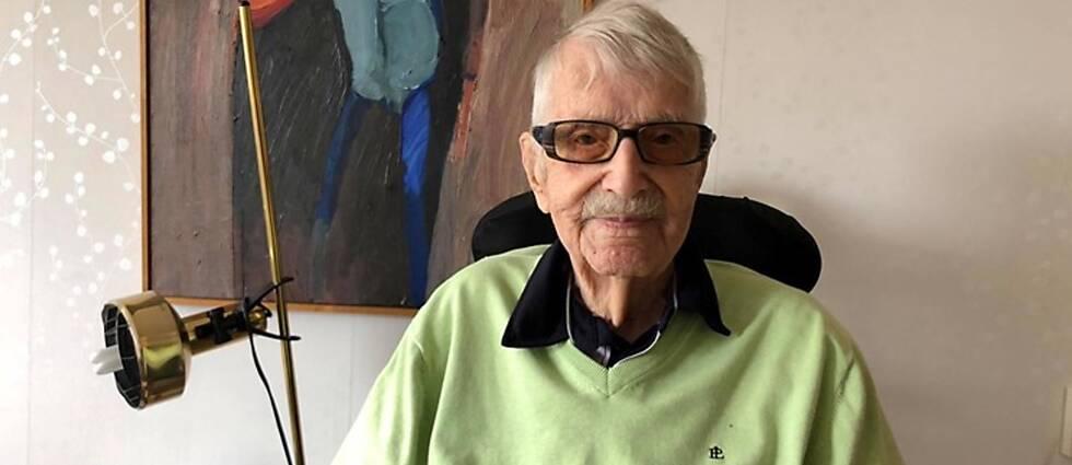 Carl Mattsson i Strömstad slog nyligen rekord i livslängd för män i Sverige – då han passerade tidigare rekordåldern på 111 år och 124 dagar.