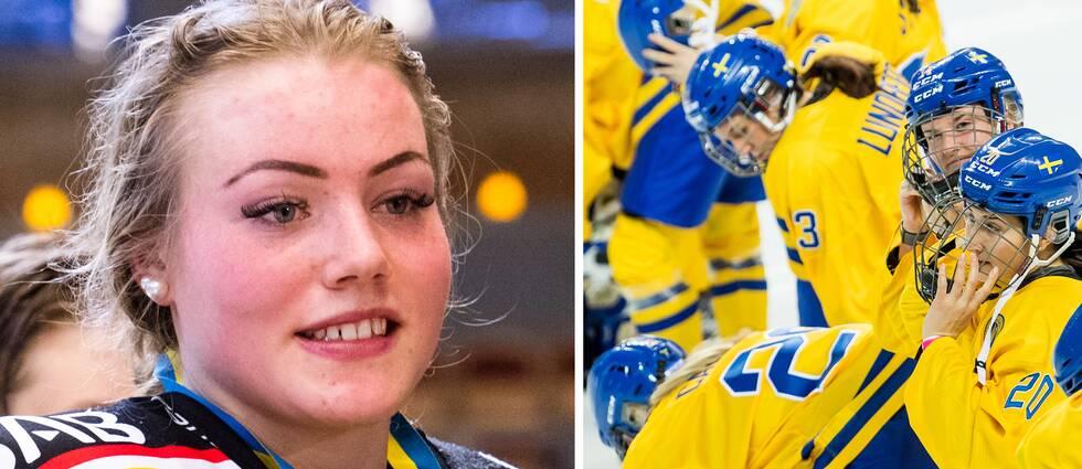 Finska stjärnan Ronja Savolainen stöttar Damkronornas bojkott.
