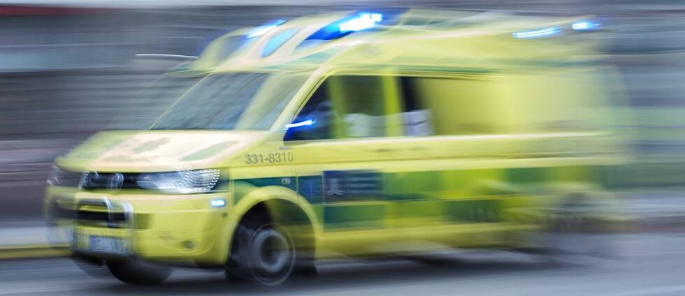 ambulansbil