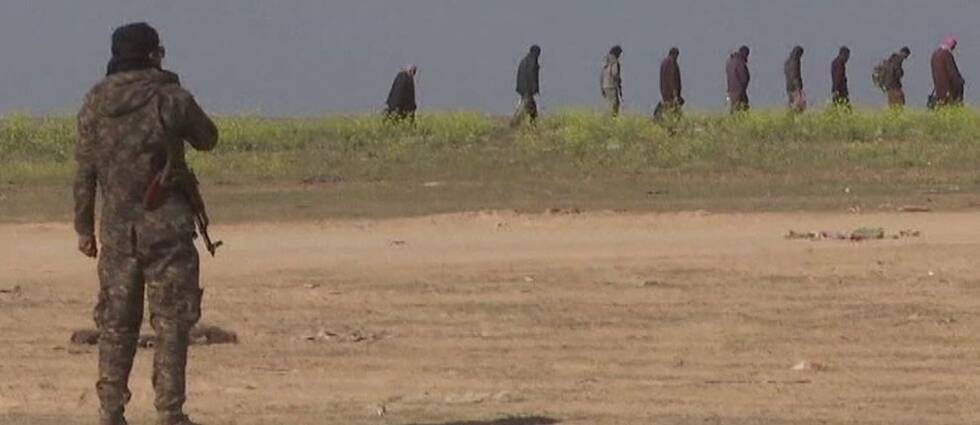 Många av de som anslöt sig till IS är nu fängslade eller lever i fångläger