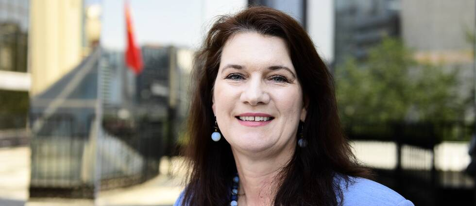 SVT erfar: Ann Linde blir Sveriges nästa utrikesminister