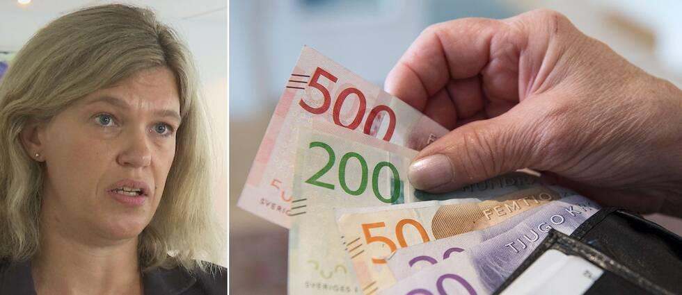 Tina Malmberg, projektledare, Riksrevisionen