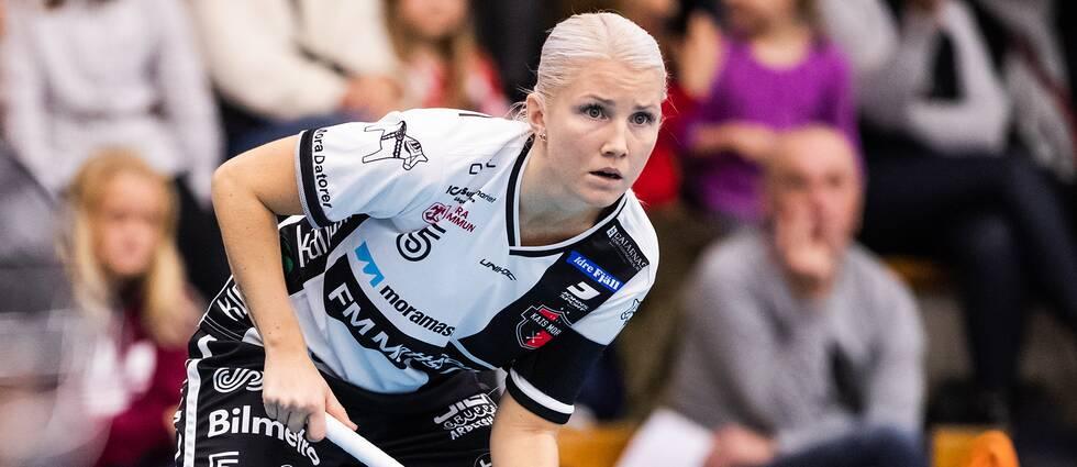 Anna Wijk fortsätter satsa ännu en säsong.