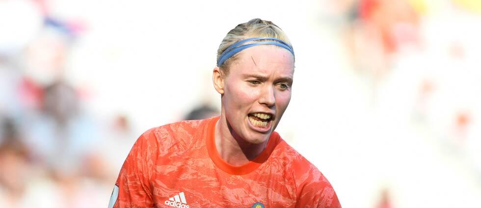 Hedvig Lindahl har inlett starkt i sin nya klubb Wolfsburg.
