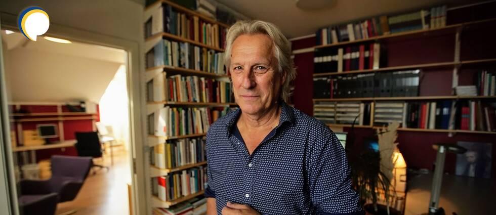 """""""Vi ser en tendens mot ökad ojämlikhet"""", säger historikern Lars Trägårdh."""