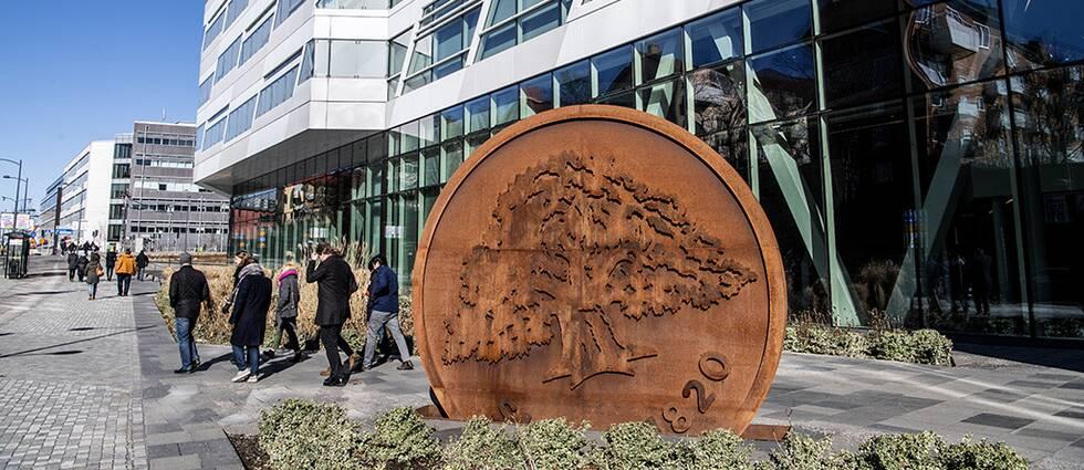 Swedbank erkänner penningtvättsbrister