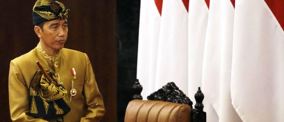Indonesiens president Joko Widodo.