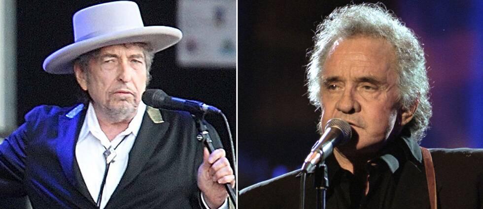 Tidigare helt outgivna inspelningar som Bob Dylan och Johnny Cash gjorde tillsammans 1969 ska ges ut.