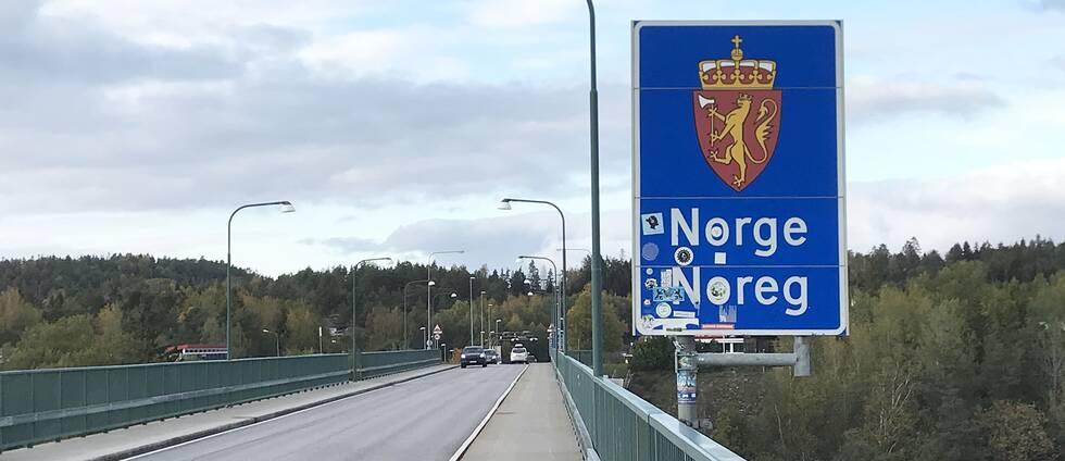 Svinesund.