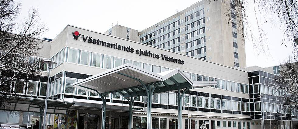 Västmanlands sjukhus Västerås